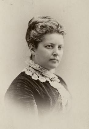 Mary Mapes Dodge, editor of the St. Nicholas Magazine