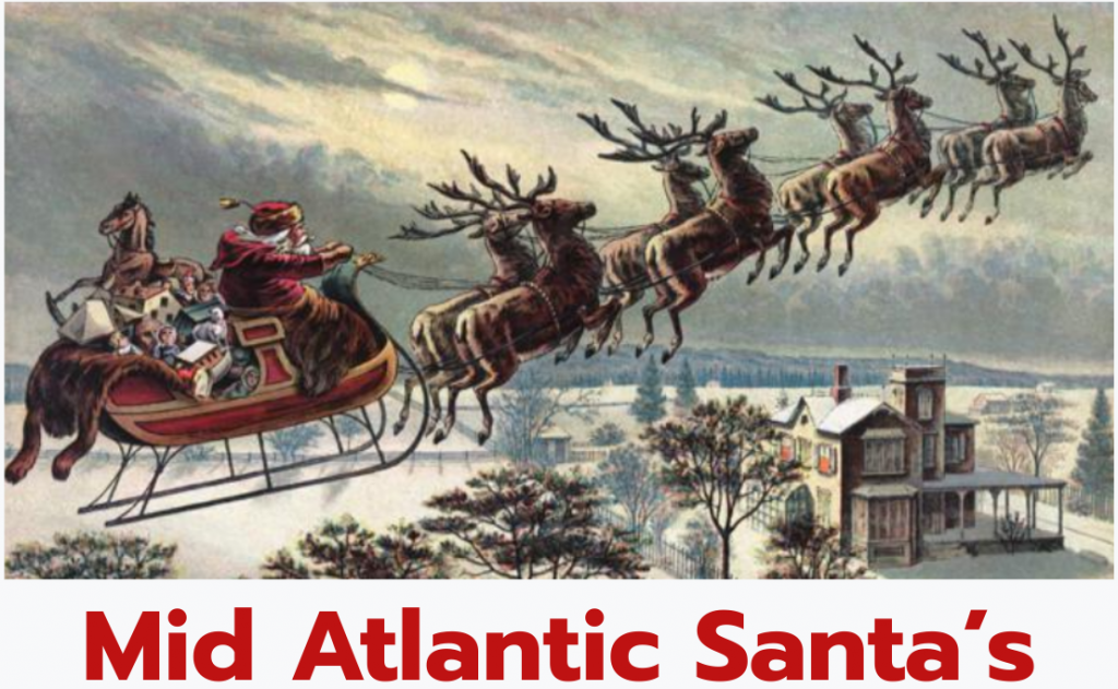 Mid Atlantic Santa's
